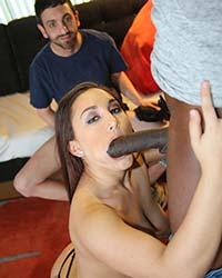 Gabriella Paltrova Black Dick Tube