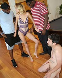 Haley Reed Humiliated Cuckold