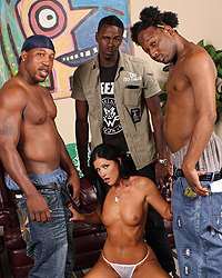 India Summer Blacks On Blondes Jessica