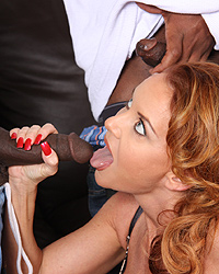 Janet Mason Black Dick Sucker
