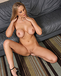 Julia Ann Barbie Cummings Blacks On Blondes