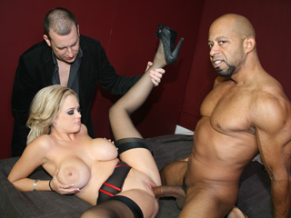 Katie Kox 12 Inch Black Dick
