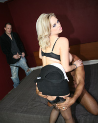 Katie Kox First Black Dick