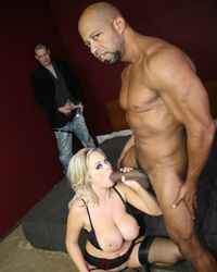 Katie Kox Black Cock Blowjobs