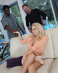 Interracial Free Sex Katie Morgan