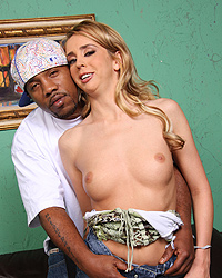 Kelly Wells Forced To Suck Black Dick