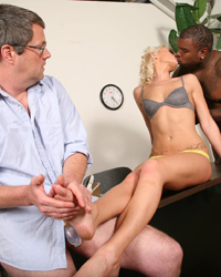 Molly Rae - Small white cocks are only for Molly Rae