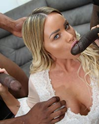Rachele Richey Black Cock Shemale