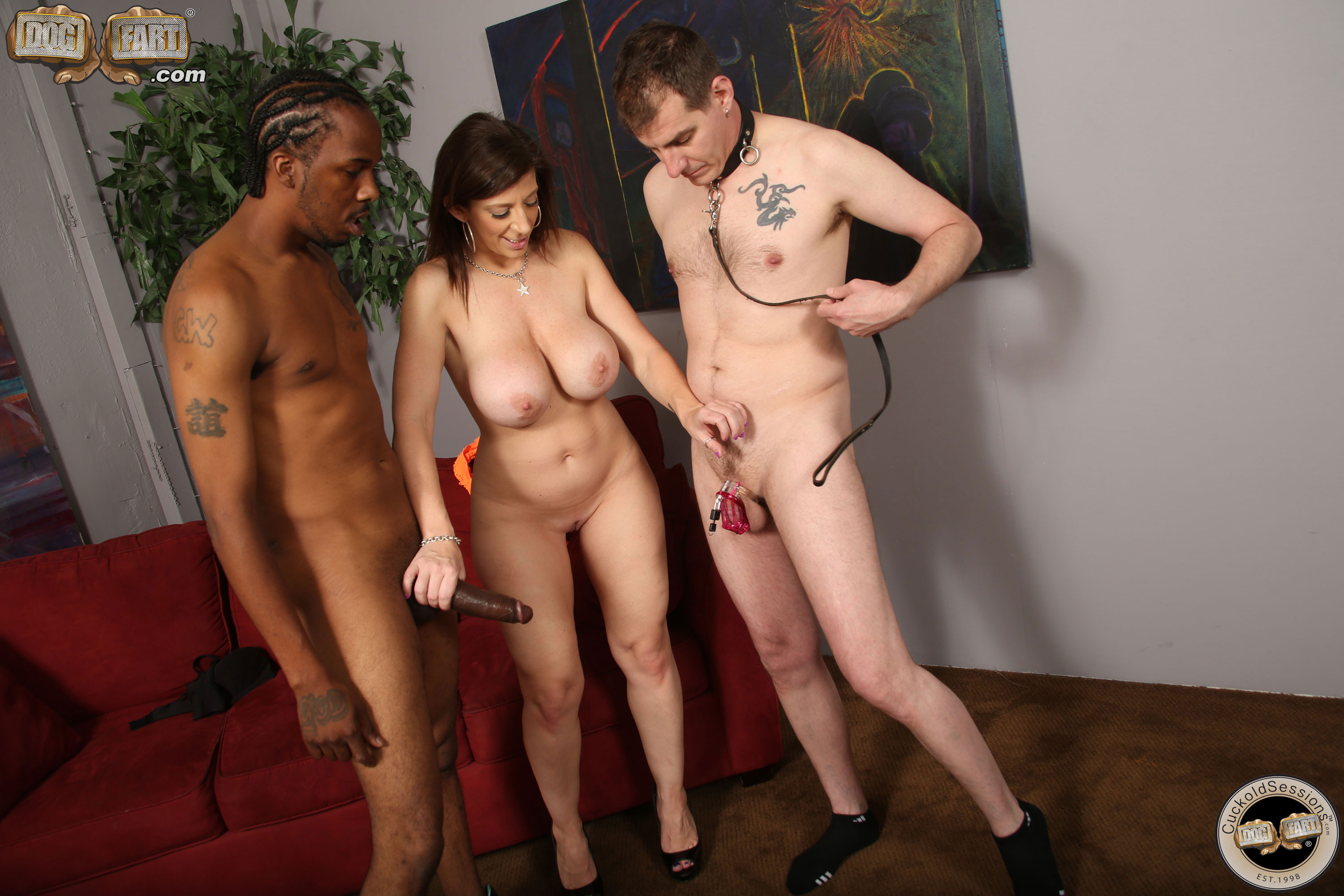 sara rays interracial tret Tension