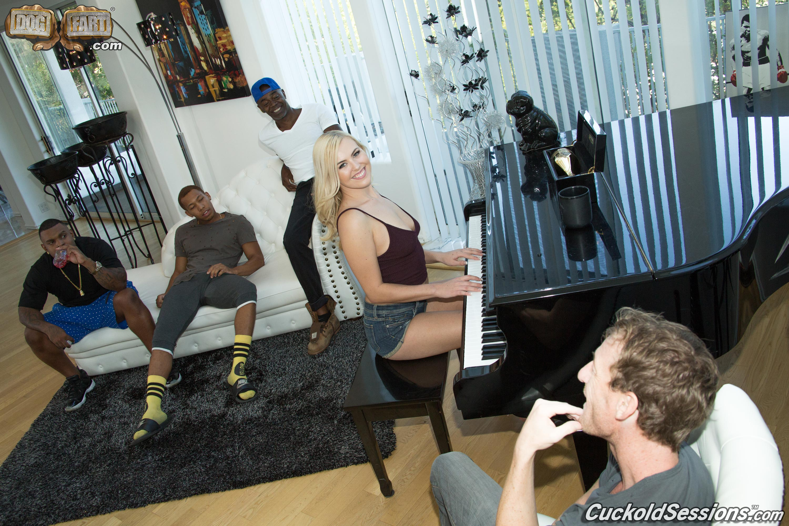 Summer Day DogFart Cuckold Sessions