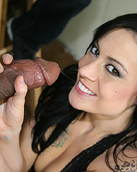 Vanessa Naughty I Want Black Cock
